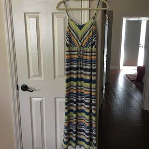 🆕 Mossimo S NWOT Maxi Dress!